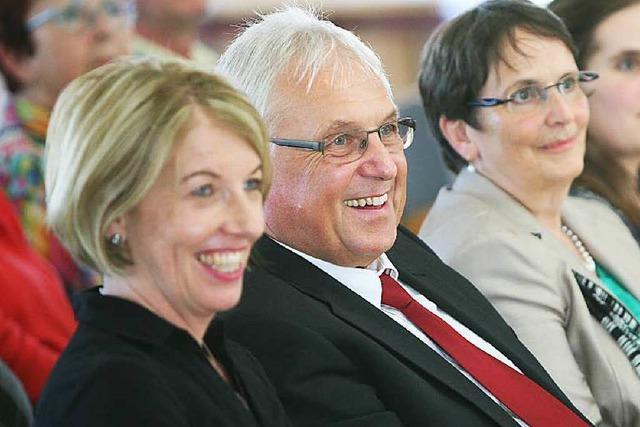 Ein Rektor mit politischer Nase