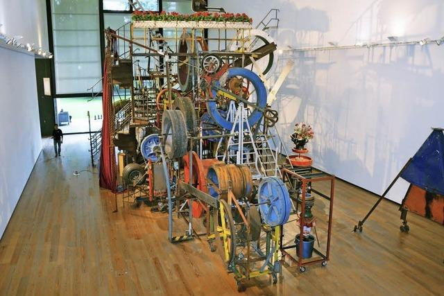 Tinguely-Museum in Basel