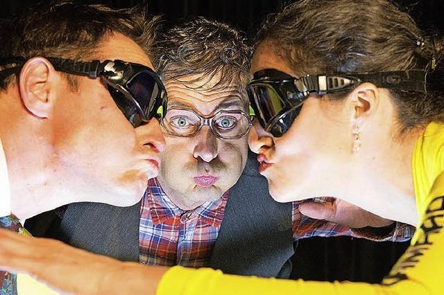 Paarberater-Komödie von Daniel Glattauer im Cala-Theater in Freiburg