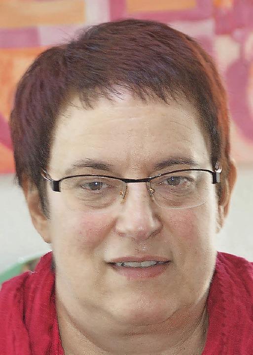 Andrea Lauble, Leiterin des Reiselfing... wechselt zur Grundschulförderklasse.     Foto: M. Wunderle
