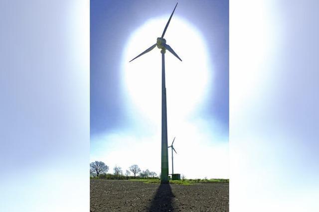 Thema Windkraft nimmt Fahrt auf