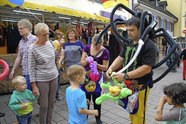 Sommermarkt fällt diesmal aus – dafür kommt