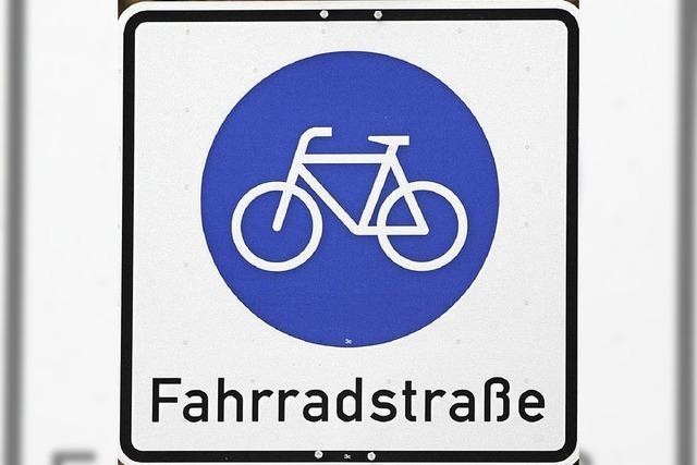 IG Velo macht sich stark für Fahrradstraßen