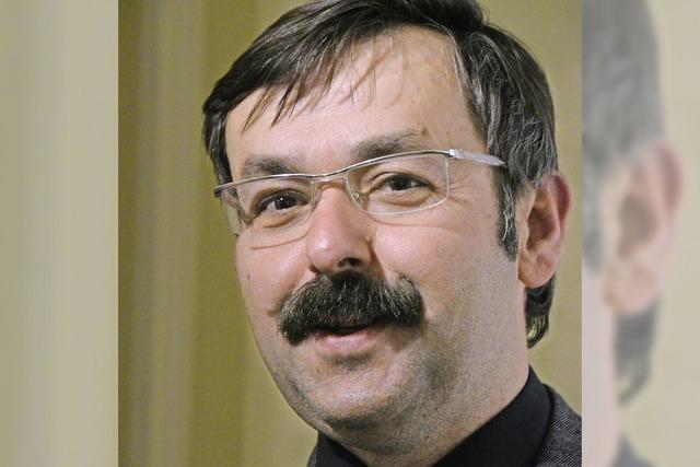 Michael Herr ist der erste Kandidat für Wittlingen