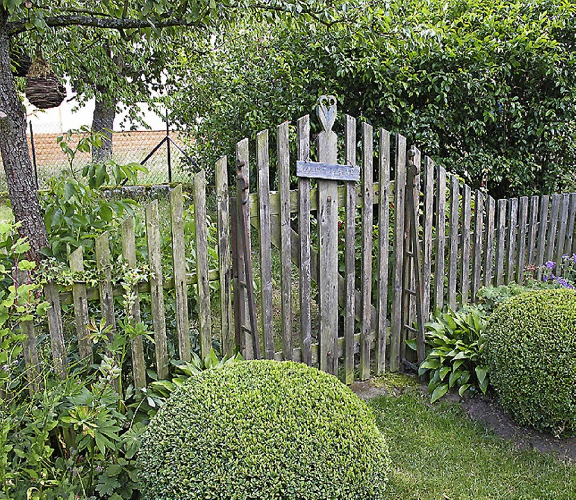 Bald kann man wieder fremde Gärten besichtigen.     Foto: lanbratsamt