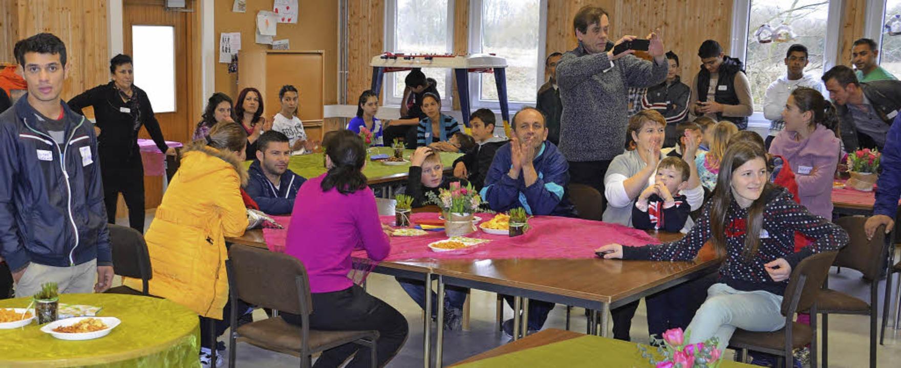 Nach dem Fest im Februar plant der Asy... weitere Veranstaltungen im Asylheim.     Foto: archivfoto: schopferer