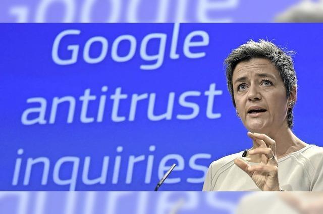 Schummelt Google beim Preisvergleich?