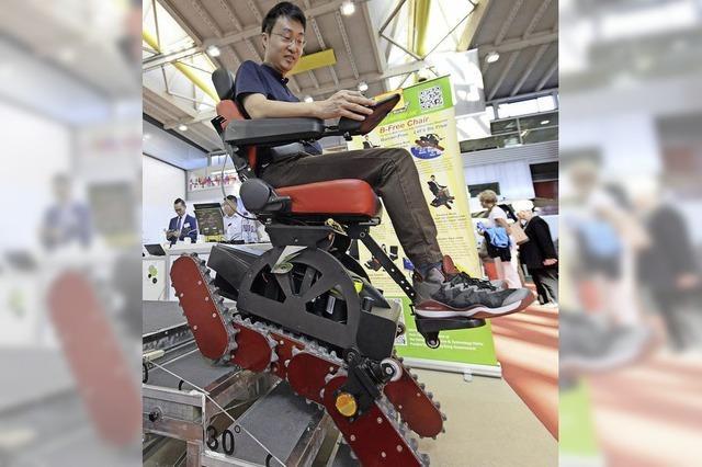 750 Tüftler stellen ihre Werke auf der Erfindermesse vor