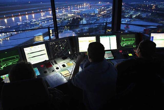 Lotsen wollen Flugzeuge im Notfall aus der Ferne steuern