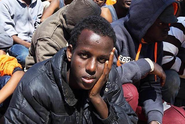 Flüchtlingsdrama – UNO fordert bessere Seenotrettung