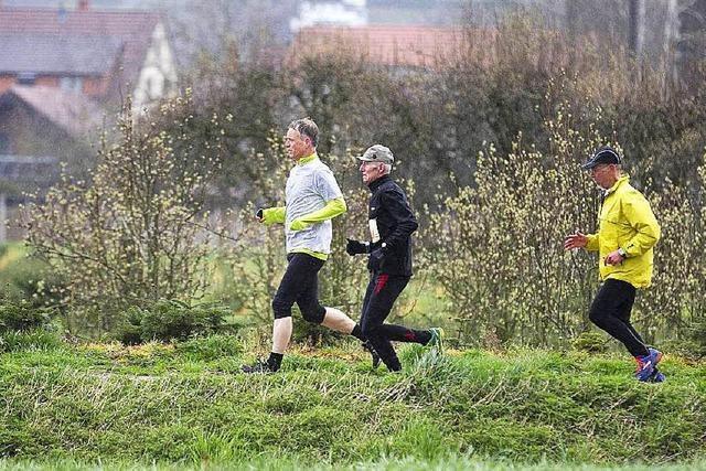 Laufen ohne Leistungsdruck beim Waldkircher