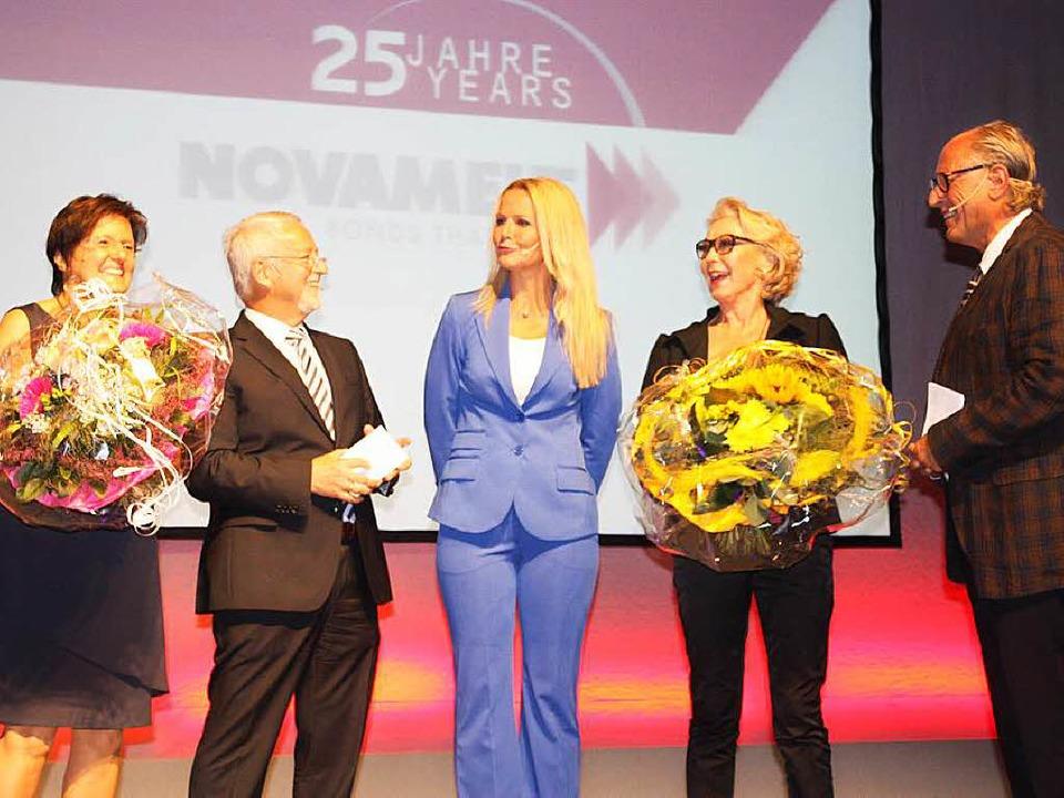 Vergangenes Jahr feierte die Firma 25-jähriges Bestehen.    Foto: Barbara Schmidt