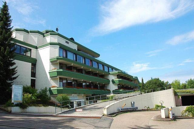 Rathaus Waldkirch will keinen Schwarzen Peter von der Marseille Kliniken AG