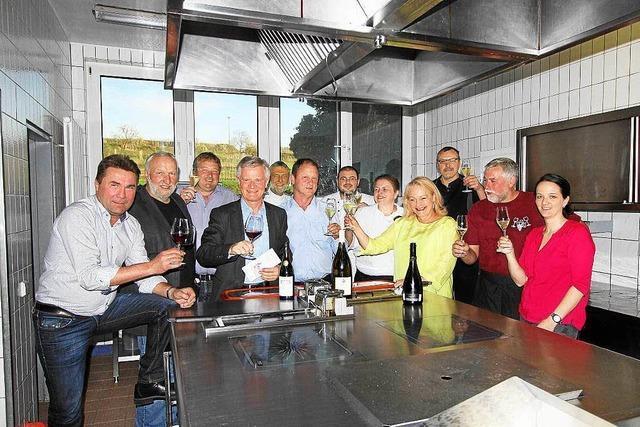 Kulinarische Weinwanderung in Oberrotweil