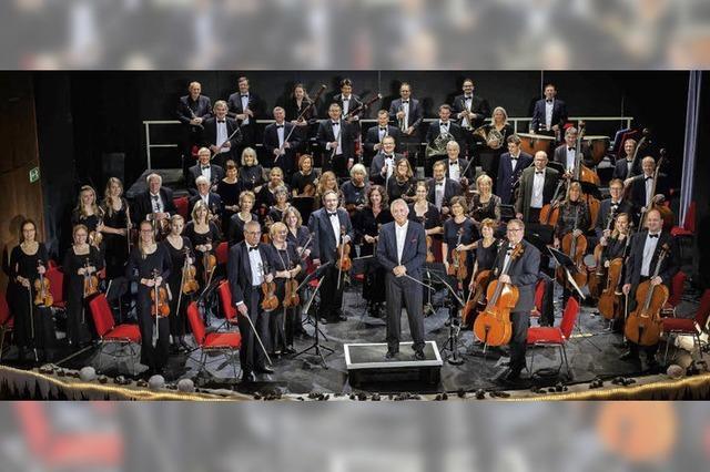 Das Markgräfler Symphonieorchester spielt im Bürgerhaus in Müllheim