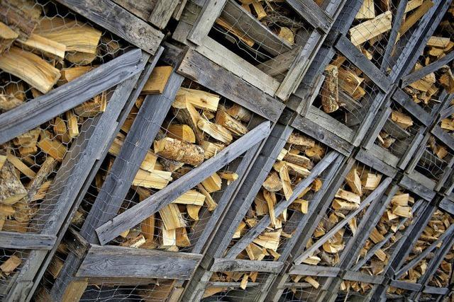 Holzbestellung per Internet