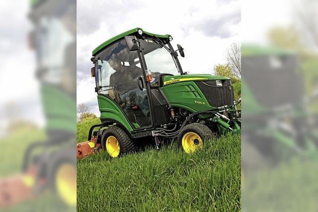 Gemeinderäte streiten über Anschaffung eines Rasenmähers