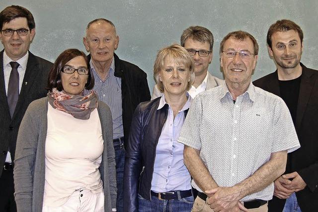 Erhard Krumbein Chef des neuen Pfarrgemeinderats