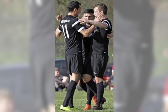 Einer von Vier schlüpft in den DFB-Pokal