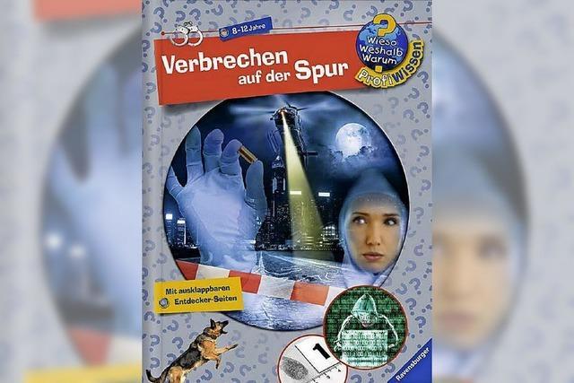 BUCHTIPP: Spione, Verbrecher und Co.