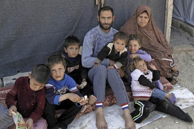 Auch Monate nach dem Krieg herrscht Verzweiflung in Gaza