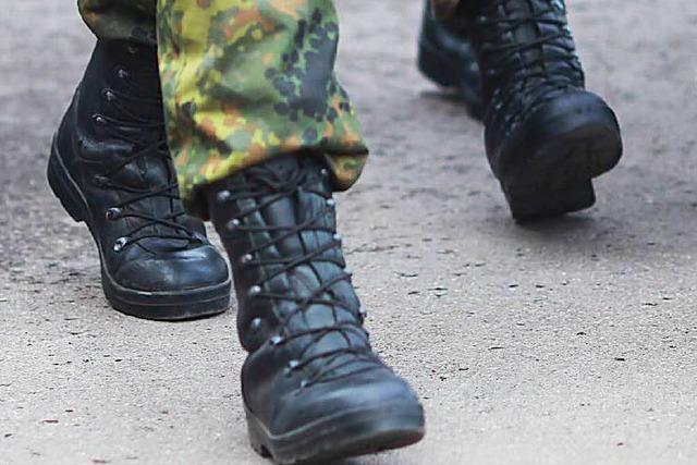 Feldwebel misshandelt Soldaten in Müllheim – Geldstrafe