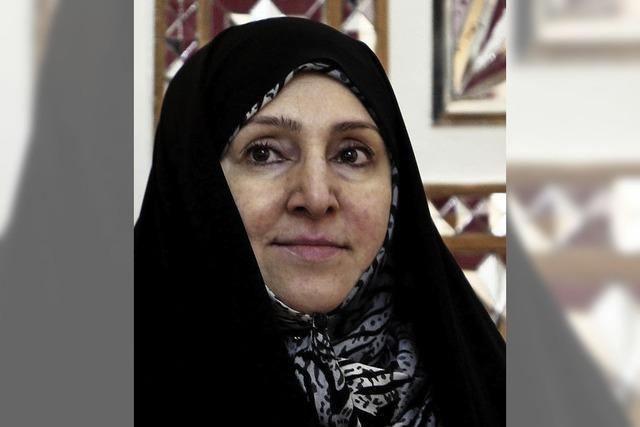 Iran ernennt erstmals Botschafterin