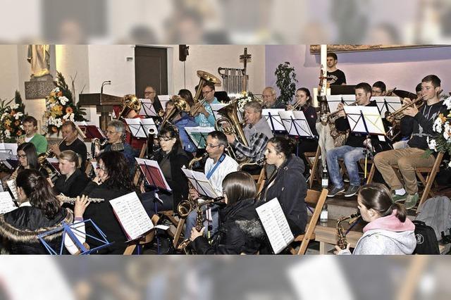 Konzert des Musikvereins Eisenbach in der Pfarrkirche St. Benedikt