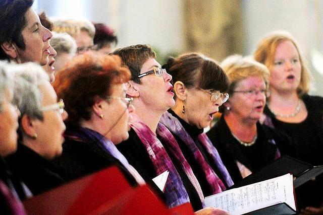 Kirchenchören in Friesenheim fehlt der Nachwuchs