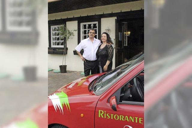 Laura Zirilli eröffnet die Pizzeria