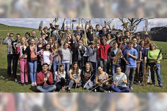 Jugendblasorchester Breisgau in Emmendingen-Wasser