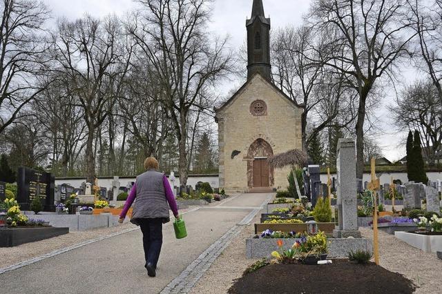 Mehr Vielfalt auf dem Friedhof
