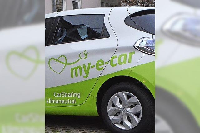 E-Car-Sharing in Hänner?