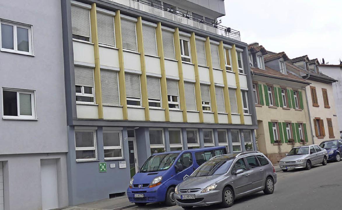 Das Erich-Reisch-Haus an der Wallbrunnstraße.   | Foto: Gramespacher