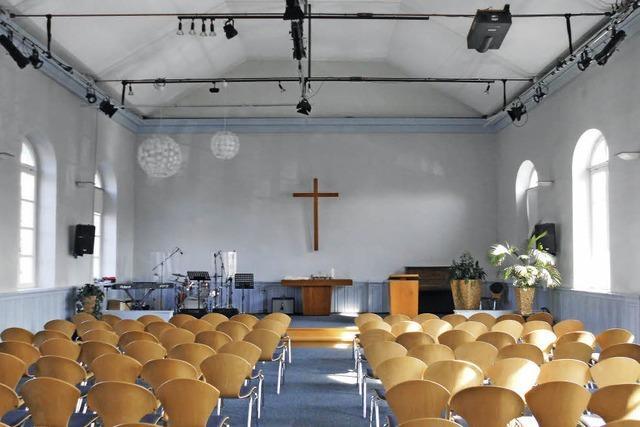 Kirche ohne Turm
