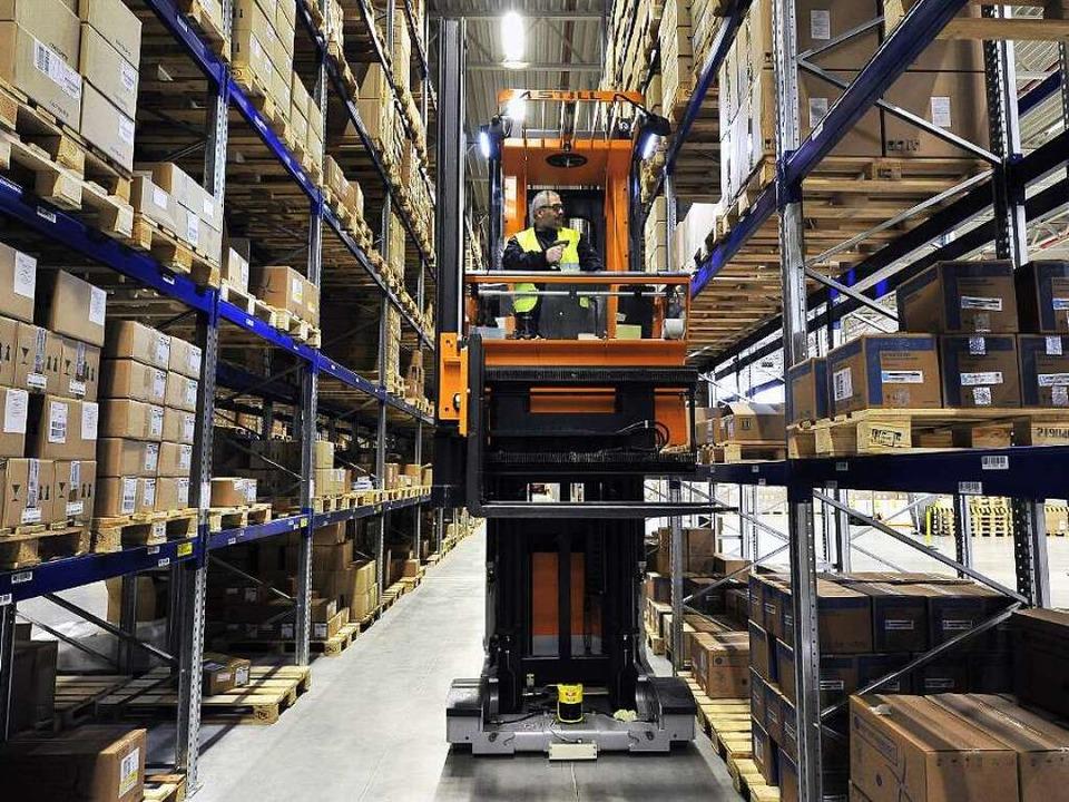 Grieshaber Logistics  | Foto: Thomas Kunz