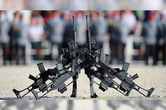 Gewehr ohne Gewähr