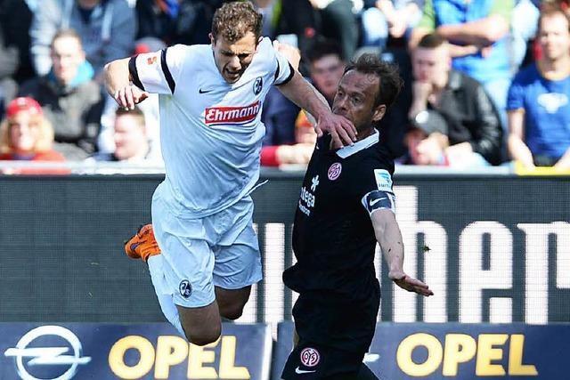 Freiburg verliert im Abstiegskampf mit 2:3