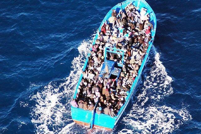 Neues Flüchtlingsdrama im Mittelmeer: 700 Tote befürchtet