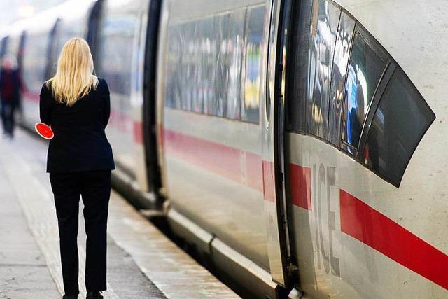 Deutsche Bahn: Lokführer wollen wieder streiken