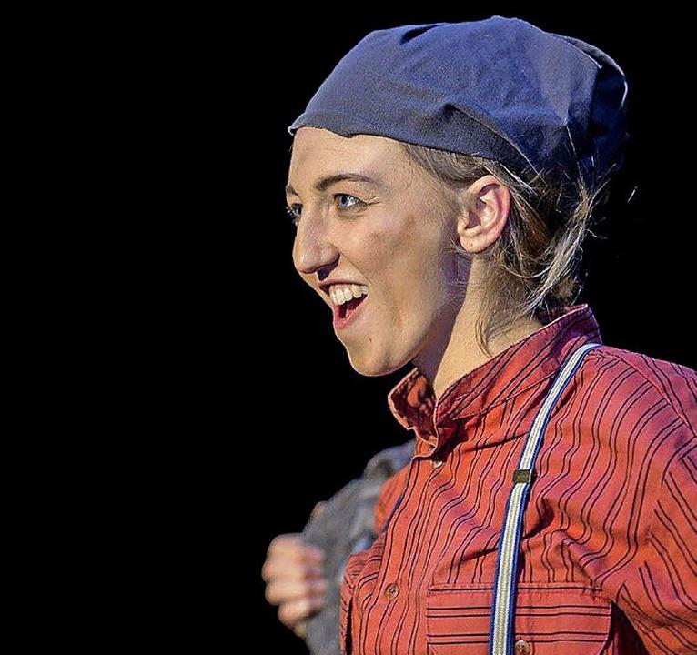 Tom Sawyer (Tabea Schweiker)   | Foto: Bischler/pr