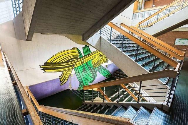 Fotos: Die Staudinger-Gesamtschule ohne Menschen