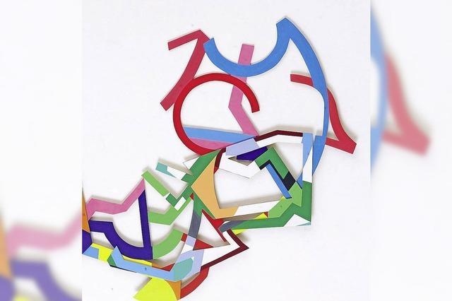Staufen: Gruppenausstellung im Haus der modernen Kunst zum Thema Geometrie
