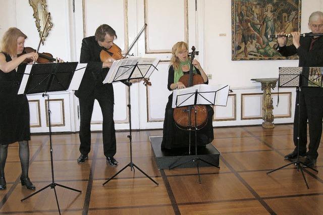 Ardinghello-Ensemble: Zart, heiter, frühlingshaft