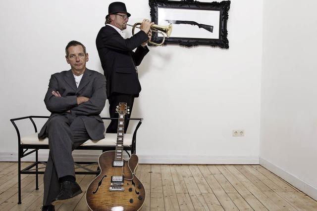 Das Duo Zimmermann und Moser im Salmen Offenburg