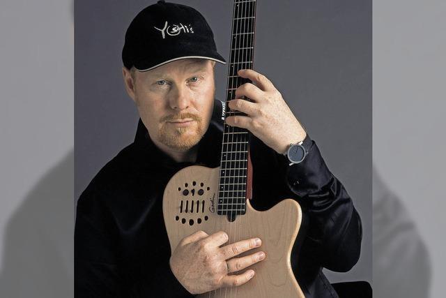 Night of Jazz Guitars mit Ulf Wakenius im Jazztone in Lörrach