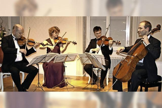 Mandelring Quartett setzt Maßstäbe