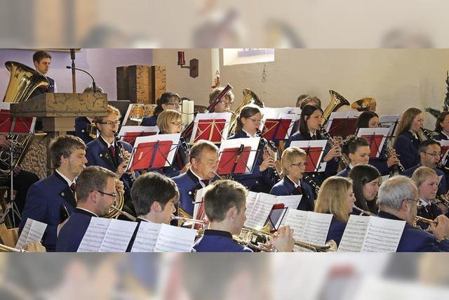 Kirchenschiff als Konzertsaal kommt gut an