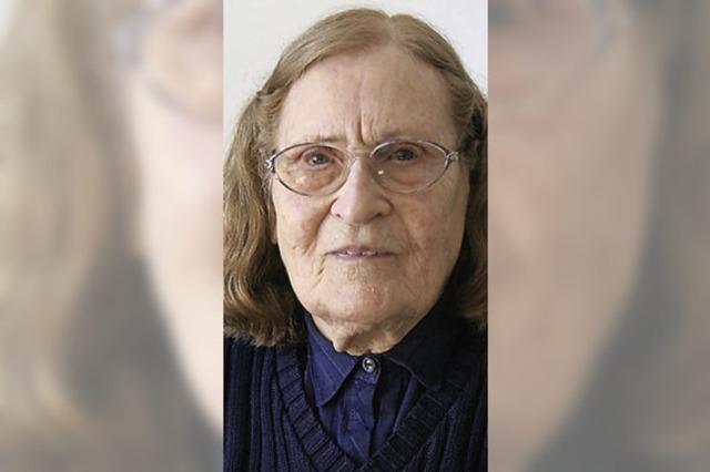 Giuseppa Zerilli wird 95: Von Süditalien nach Obersäckingen