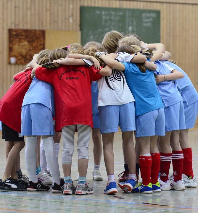 In den Hallen  müssen Sportler zusammenrücken.     Foto: I.Schneider